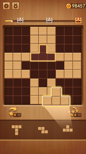 BlockPuz: Jigsaw Puzzles &Wood Block Puzzle Game apkslow screenshots 5