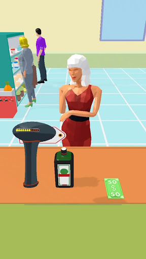 Cashier 3D goodtube screenshots 1