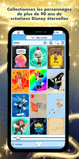 Disney Collect! par Topps APK MOD – Pièces de Monnaie Illimitées (Astuce) screenshots hack proof 1