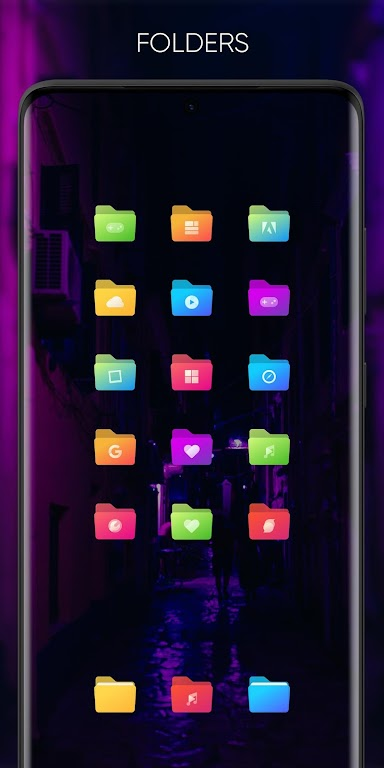 Vera Icon Pack  poster 5
