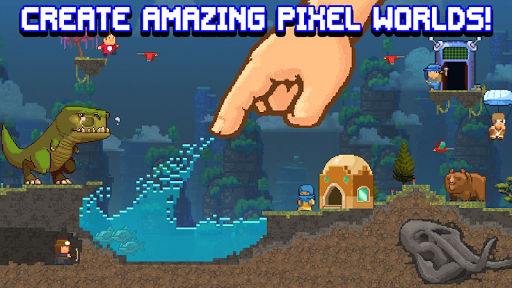 The Sandbox Evolution - Craft a 2D Pixel Universe! goodtube screenshots 9