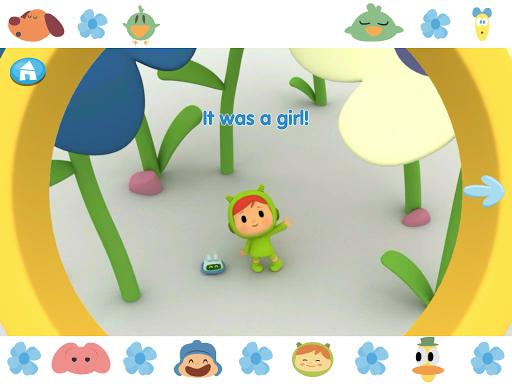 Pocoyo meets Nina - Storybook screenshots 9