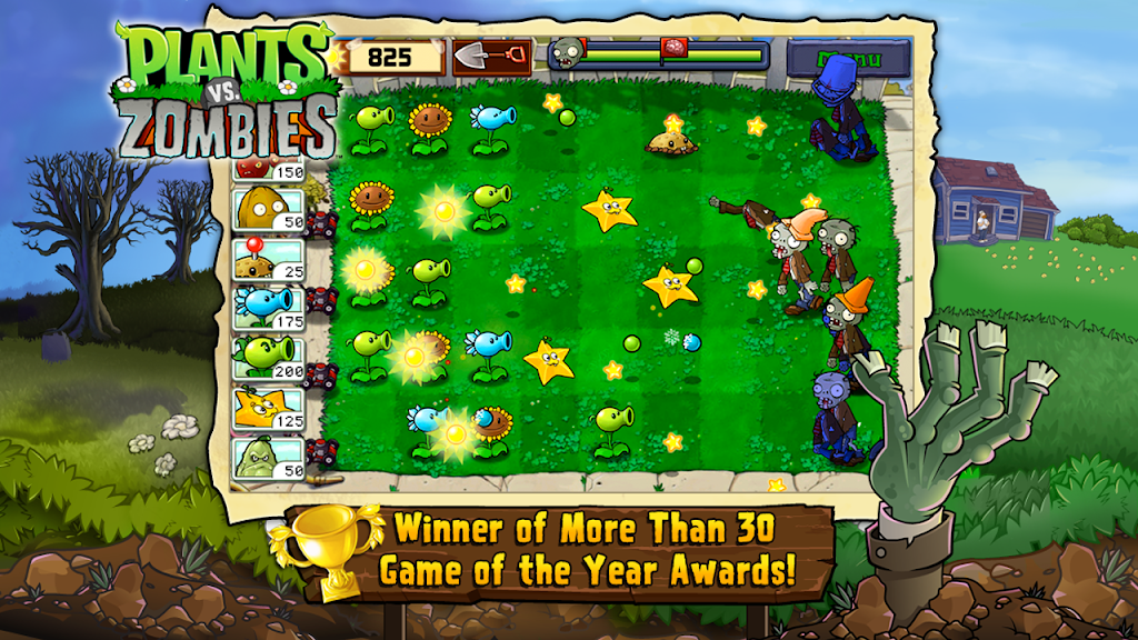 Plants vs. Zombies FREE  poster 0