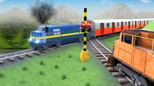 train vs train racing simulator screenshot 3