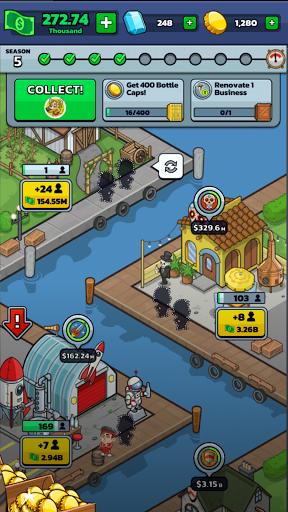 Idle Distiller - A Business Tycoon Game apkdebit screenshots 12