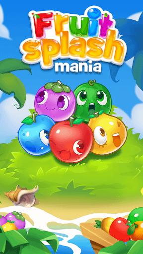 Fruit Splash Mania - Line Match 3 apkmr screenshots 5