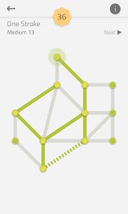 Linedoku - Logic Puzzle Games 1.9.18 screenshots 2