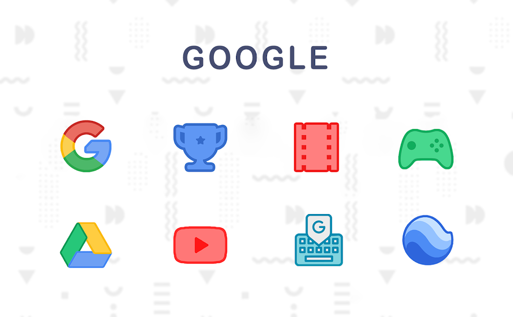 Duo Icon Pack  poster 2