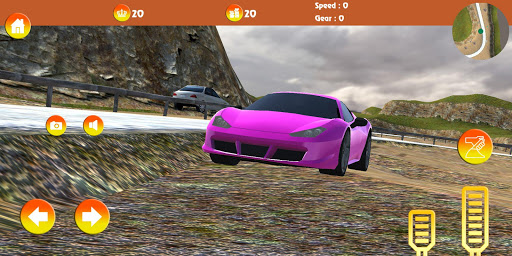 Real Car Simulator 2  screenshots 2