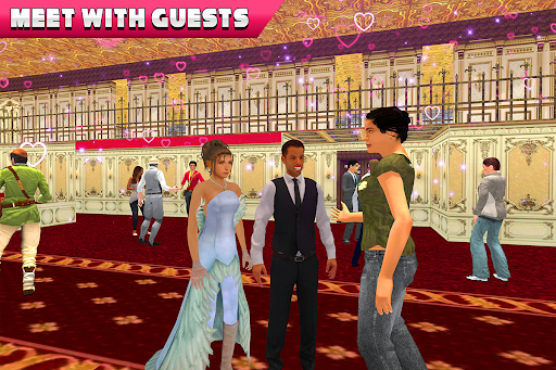 Newlyweds Story of Love Couple Games 2020  screenshots 16