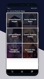 Jumma Mubarak Images Status & Dpz 2021 17.1 Screenshots 1