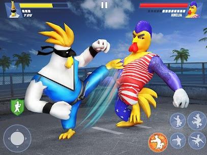 Kung Fu Animal Fighting Games: Wild Karate Fighter Mod Apk 1.1.9 (Unlimited Money) 8