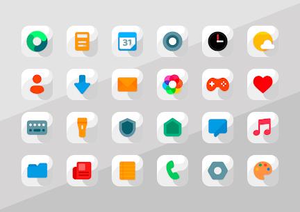 Anubis White – Icon Pack 1.3 Apk 5