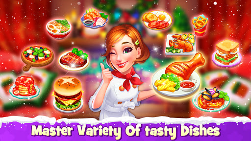 Cooking Frenzyu2122:Fever Chef Restaurant Cooking Game 1.0.41 screenshots 2