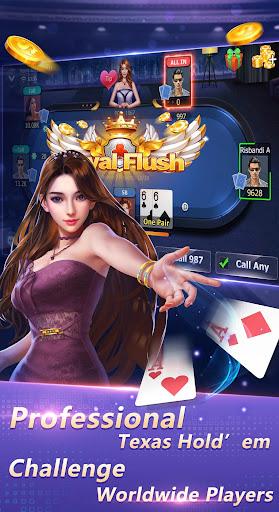 Poker Arena-Texas Hold'em Poker Online 1.4.0 screenshots 2