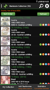 Banknote Mate - The banknote collecting app
