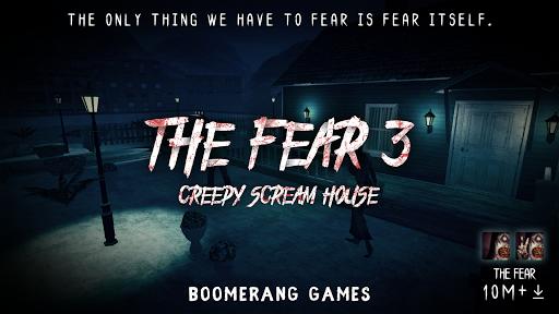The Fear 3 : Creepy Scream House Horror Game 2018 2.1.1 screenshots 9