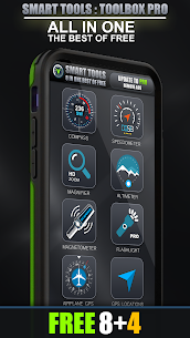 GPS Toolkit Mod Apk: All in One [PRO/MOD EXTRA] 1