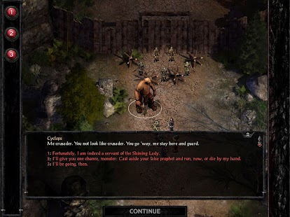Siege of Dragonspear Screenshot