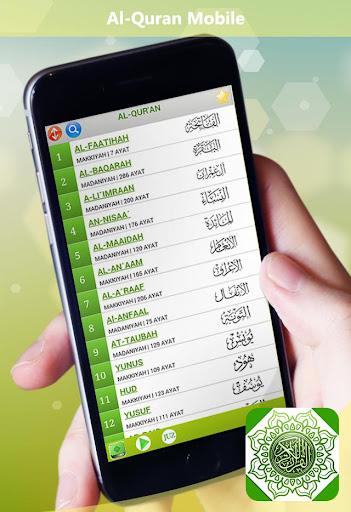 Al-QuranQu dengan Terjemahan Indonesia  screenshots 1