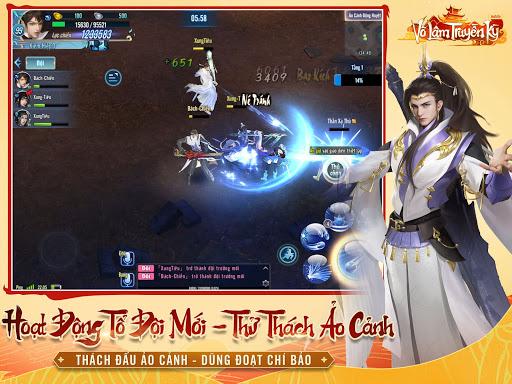 Vu00f5 Lu00e2m Truyu1ec1n Ku1ef3 Mobile - VNG 1.16.1 screenshots 12