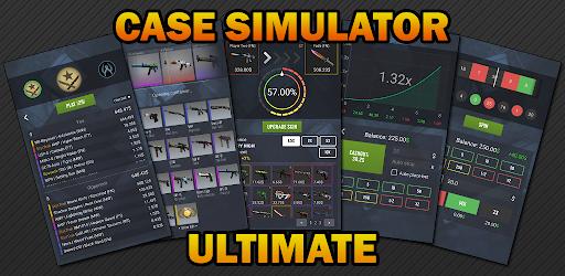 Case Simulator Ultimate - CS go skins box crate 2  screenshots 8