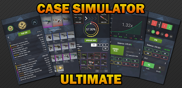 Case Simulator Ultimate MOD APK 9.4 (Free Shopping) 8