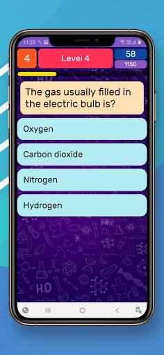 Best Free Science Quiz: New 2021 Version screenshots 5