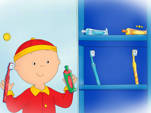 Goodnight Caillou 1.3 Screenshots 13