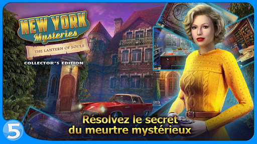 Code Triche New York Mysteries 3 (free to play) (Astuce) APK MOD screenshots 1