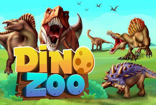 DINO WORLD - Jurassic dinosaur game Apkfinish screenshots 1