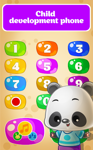 Babyphone - baby music games with Animals, Numbers 1.9.3 screenshots 1
