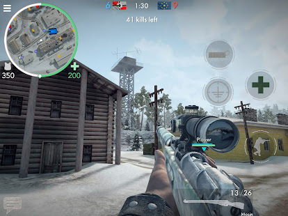 World War Heroes: WW2 FPS 1.27.2 Screenshots 20