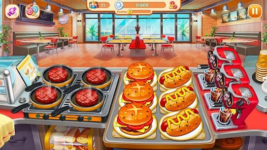 Crazy Diner  Crazy Chef' s Cooking Game Apk Download 2021 4