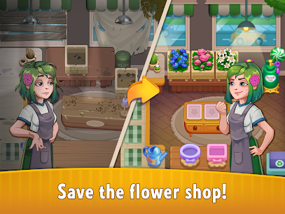 Love and Flowers MOD APK (Unlimited Money) Download 7
