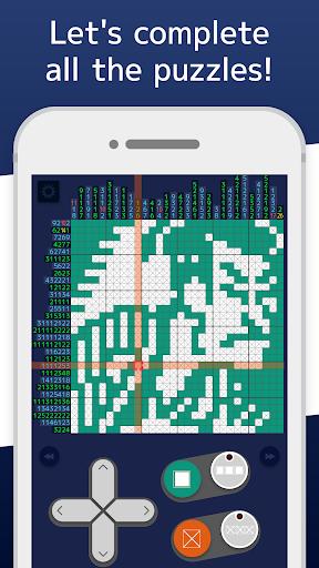 Nonograms 999 griddlers 1.8 screenshots 5