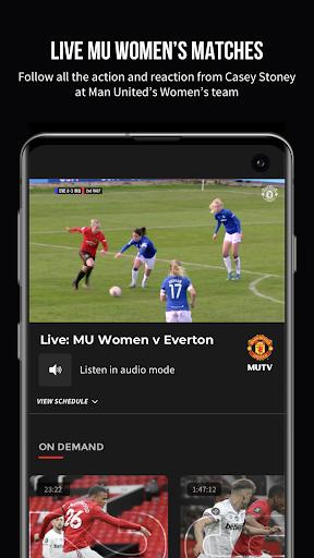 MUTV u2013 Manchester United TV 2.9.3 Screenshots 5