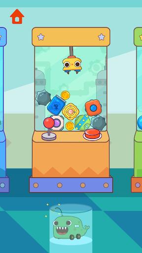 Dinosaur Claw Machine - Games for kids android2mod screenshots 8