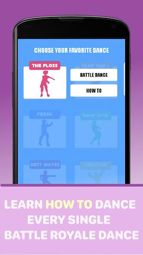 battle royale dances: learn how to dance screenshot 3