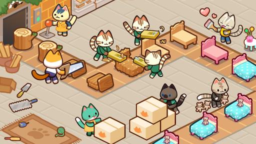 Kitty Cat Tycoon : make cat tree screenshots 8