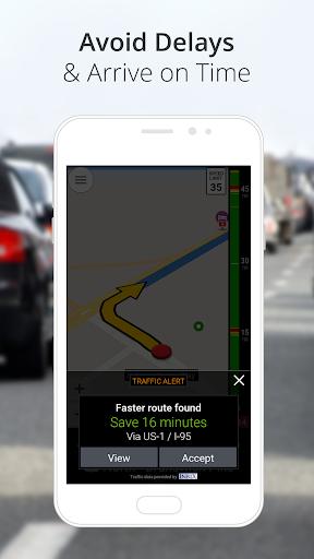 CoPilot GPS Navigation & Traffic 10.19.0.1358 Screenshots 8