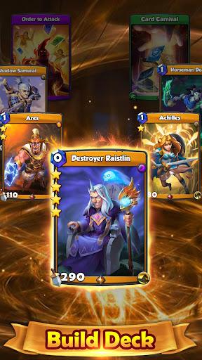 Duel Heroes: Magic TCG card battle game 1.0.35 screenshots 1