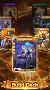 Duel Heroes: Magic TCG card battle game screenshots 1