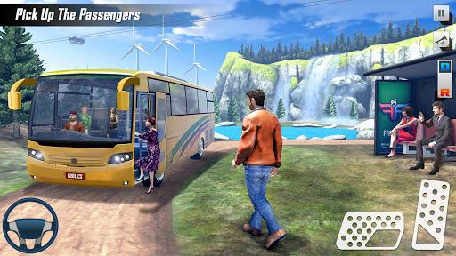 Modern Bus Simulator New Parking Games – Bus Games  screenshots 1