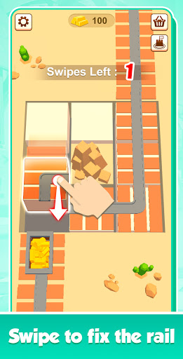 Gold Rail - Build your Kingdom 1.0.2 screenshots 1