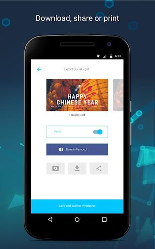 Greeting & Birthday Card Maker android2mod screenshots 5