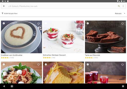 Chefkoch - Rezepte & Kochen apktram screenshots 16