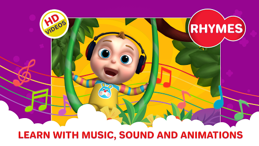 ABC Song - Rhymes Videos, Games, Phonics Learning  Screenshots 18