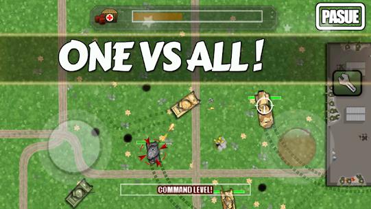 TanksRoyale – 2D Battle Royale Hack Online (Android iOS) 4