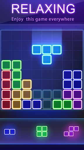 Glow Block Puzzle 1.8.8 screenshots 2